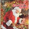 Serwetka święty Mikołaj