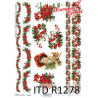Papier ryżowy ITD R1278