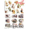Papier ryżowy ITD R1332