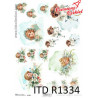 Papier ryżowy ITD R1334