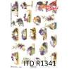 Papier ryżowy ITD R1341