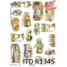 Papier ryżowy ITD R1345