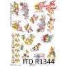 Papier ryżowy ITD R1344