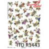 Papier ryżowy ITD R1443