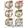 Papier ryżowy ITD R1473