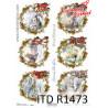 Papier ryżowy ITD R1472