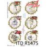 Papier ryżowy ITD R1475