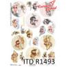Papier ryżowy ITD R1493
