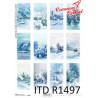 Papier ryżowy ITD R1497