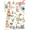 Papier ryżowy ITD R1086