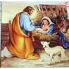 Serwetka  święta Rodzina