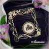 00349  Hostia, kłosy i lilie