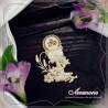 00360  Kielich, lilie i kłosy