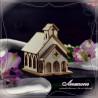 00375  Kościół 3D (grawer)