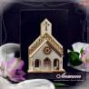 00378 Kościół 3D (do księgi- pudełka)