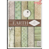 Papier do scrapbookingu SCRAP-029 ''Earth""