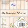 Zestaw papierów Beautiful Moments 15 cm x 15 cm