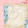 Dwustronny papier do scrapbookingu - Sense and sensibility 01