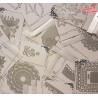 WYKROJNIK - Ramki owalne  4 sztuki/012
