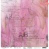 """Papier do scrapbookingu """"Enchanted flowers"""" 13/14 -  30x30"""