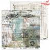 """""""Take me there"""" - zestaw papierów 8x 30x30 + bonus page"""