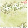 GREENERY CHARM - 04 - dwustronny papier 30,5x30,5cm