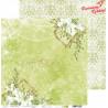 GREENERY CHARM - 02 - dwustronny papier 30,5x30,5cm