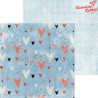 CHILDHOOD CRAYONS - zestaw papierów 15,25x15,25cm