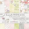SWEET PRINCESS - zestaw papierów 30,5x30,5cm