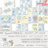 SWEET PRINCE - zestaw kart do Project Life