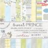 SWEET PRINCE - zestaw papierów 15,25x15,25cm
