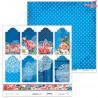 Papier 30 x 30 cm - Navy Romance - 06