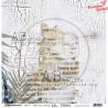 "Papier do scrapbookingu ""Behind closed doors""- sheet 8- 30x30"