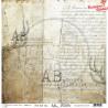 "Papier do scrapbookingu ""Behind closed doors""- sheet 2 - 30x30"