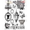 Papier ryżowy ITD R1508