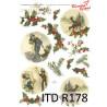 Papier ryżowy ITD R0178