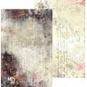 VINTAGE BISOU - zestaw papierów 20,3x30,5cm pocałunek sprzed lat