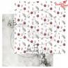 """Papier do scrapbookingu """"Breeze of the forest""""- sheet 8 - 30x30"""