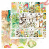 "Papier do scrapbookingu ""Magic whispers of fairytales""- sheet 4- 30x30"