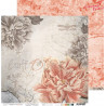 WILD GARDEN - 02 - dwustronny papier 30,5x30,5cm