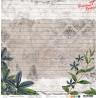 WILD GARDEN - 03 - dwustronny papier 30,5x30,5cm
