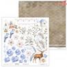 Papier 30x30 cm - Winter Tales - 03 - Lexi Design