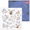 Papier 30x30 cm - Winter Tales - 11 - Lexi Design