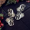 00127 Ornamenty Białe Święta