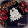 00074 /Rodzina Święta z ornamentem