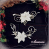 00101 /Poinsecja ornamenty