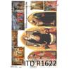 Papier ryżowy ITD R1622