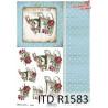 Papier ryżowy ITD R1583