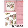Papier ryżowy ITD R1582