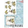 Papier ryżowy ITD R1581
